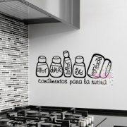 vinil decorativo cocineros